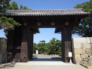 15姫路城桜門.JPG
